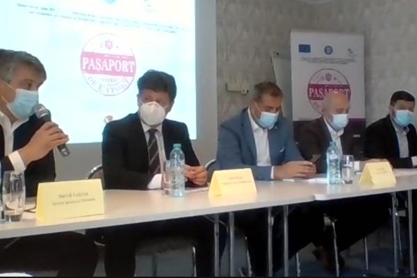 Conferinta de informare Pasaport de Export-Arad